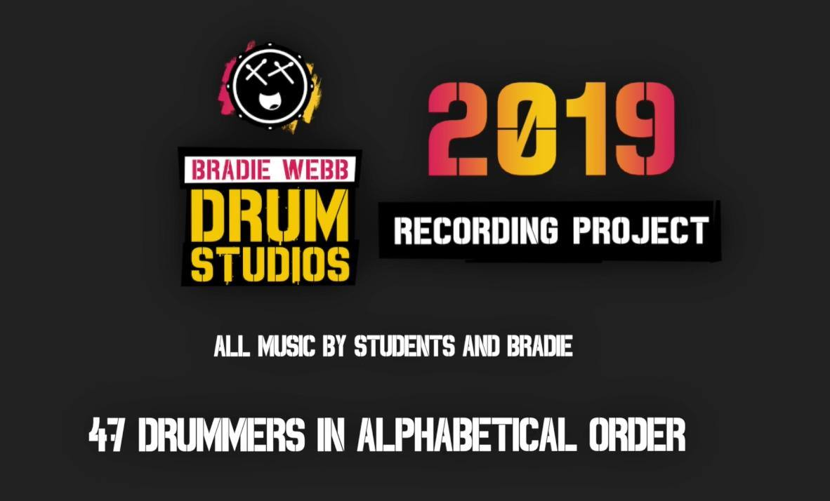 Student Recording Project T1 2019