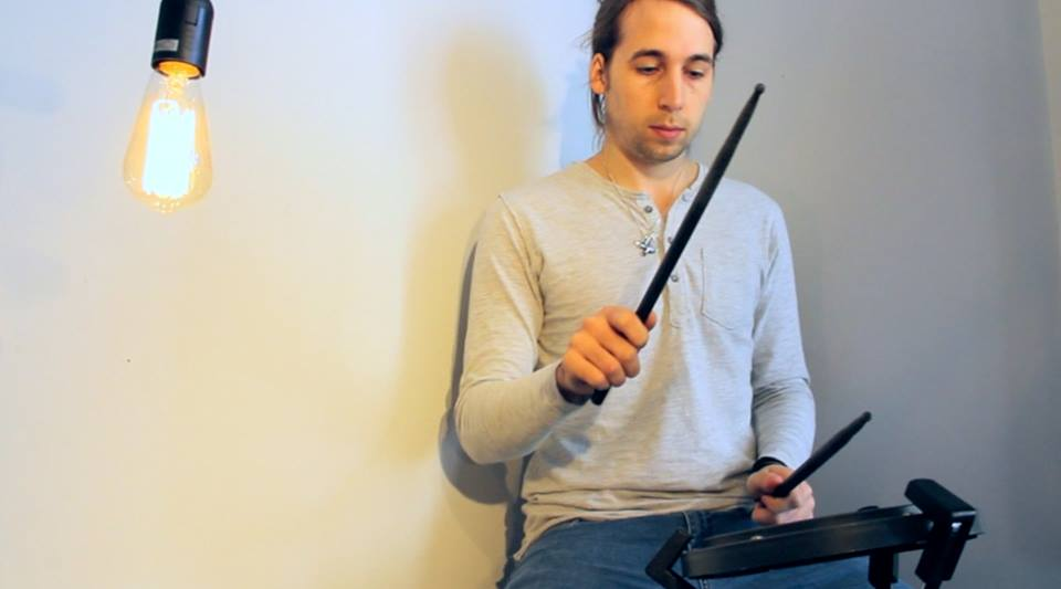Drum Rudiment #2 - The Double Stroke Roll