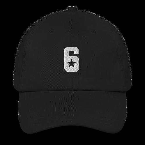 Sixth Man Dad Hat