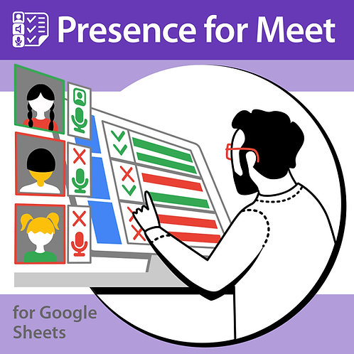 Presence for Meet - 1 Year License