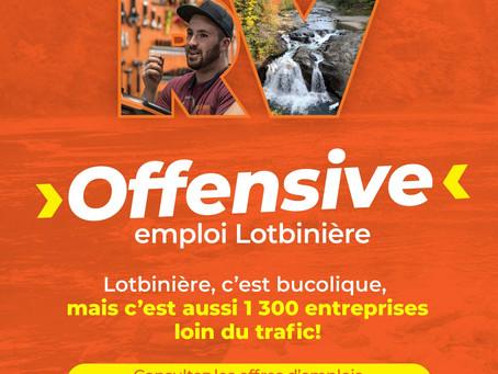 Offensive pour l'emploi