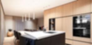 ontwerp nieuwbouw appartement