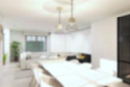 M-INT interieurarchitectuur inrichting woning - woonkamer - keuken