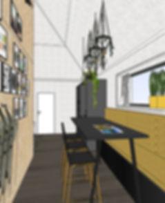 M-INT #interieurarchitecuur #ontwerp #coworking #kantoorinrichting