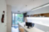 M-INT interieurarchitectuur renovatie en inrichting rijwoning - bureau