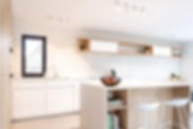 M-INT interieurarchitectuur - inrichting keuken - Zwevegem