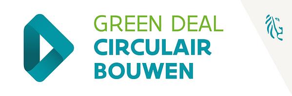 logo Green Deal circulair bouwen