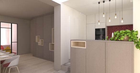 inrichting - ontwerp - keuken - eetkamer - inspiratie