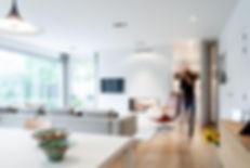 M-INT interieurarchitectuur renovatie en inrichting rijwoning