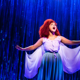 THE LITTLE MERMAID at Westport Country Playhouse