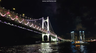 How to Enjoy the Busan Nightview by Yacht: Yachtour (Yacht G tour)