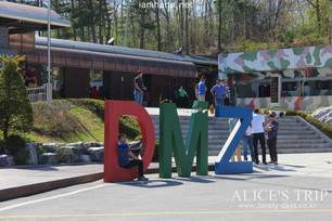 DMZ tour made me feel that I am living in a divided country (Imjingak/ 3rd Tunnel/Dorasan Station &a