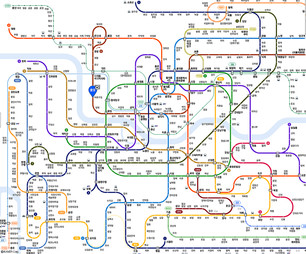 How to conquer the Seoul Metro(subway) when traveling in Korea! (w/ Free wifi)