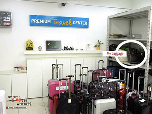 PTC, You can keep your luggage, and get information about trip to Seoul. Premium Travel Center @ Seo