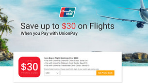How to get $30 off when you buy air ticket- Discount code