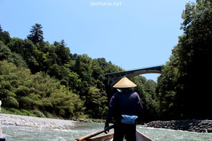 Nagano Prefecture, Tenryu River Boat Tours in the rapids (Japanese activity)