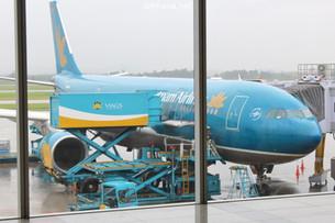 201808 Gimhae (PUS) - Hanoi (HAN) VN427 & VN426 Vietnam Airlines Business Class Reveiw