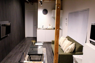 Sekai Hotel, An empty house has turned into a place to live like locals. (Osaka trip)