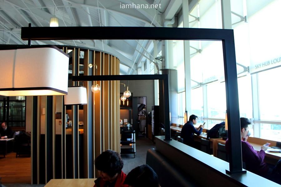 Gimhae International Airport Sky Hub Lounge