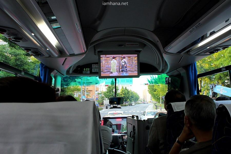 Kyoto Sightseeing Bus