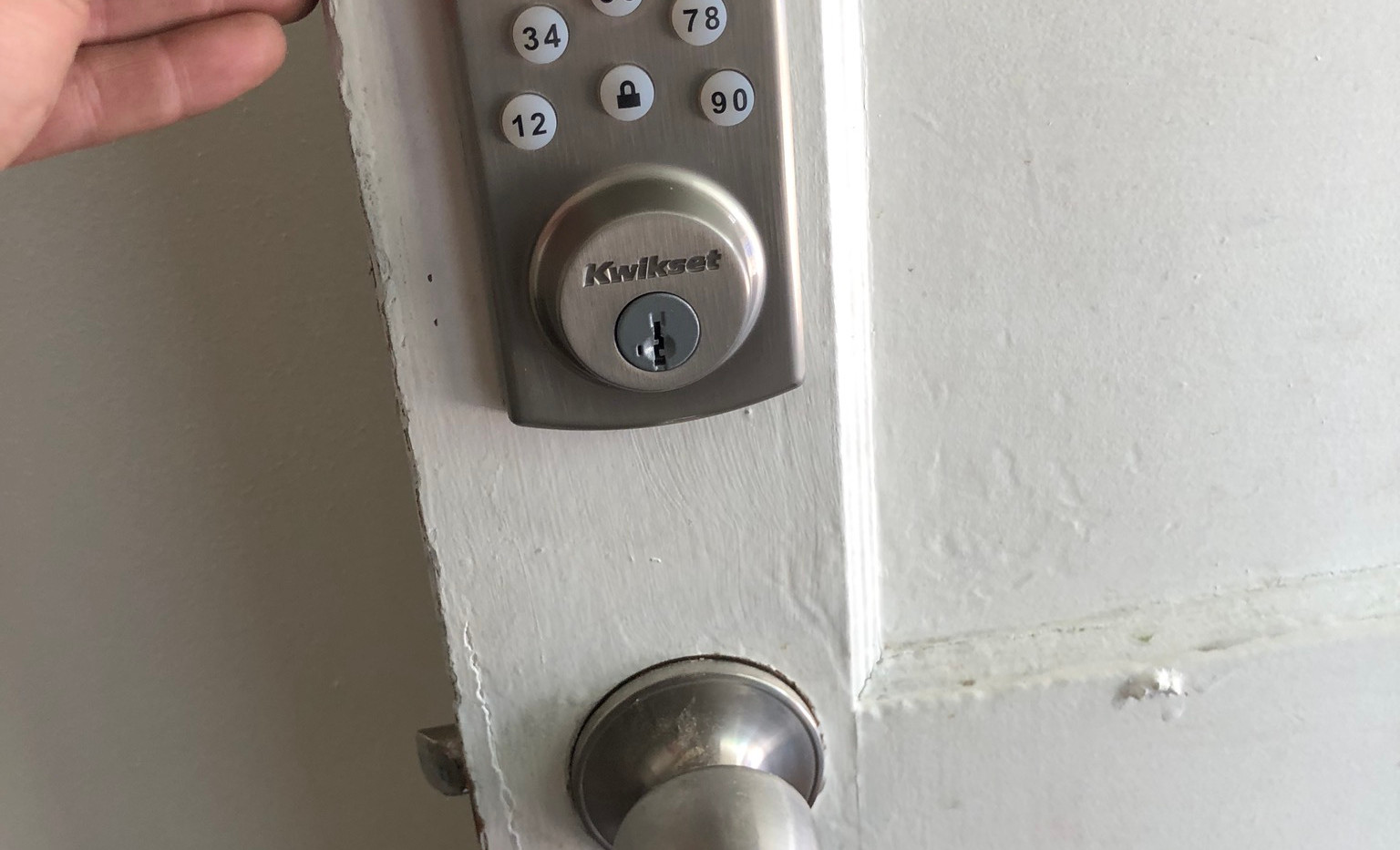 Residential lock replacement