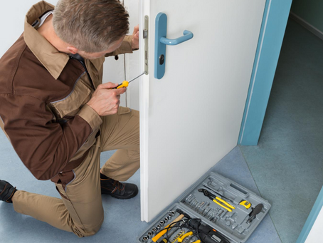 Most Common Residential Locksmith Services - The Basics
