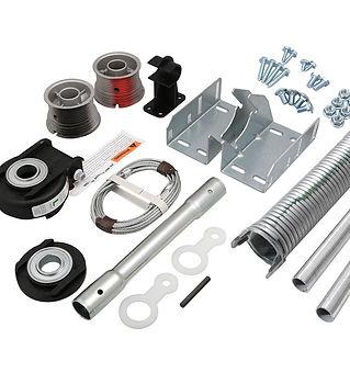 garage door system parts