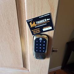 residential keypad install
