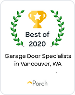 voted best of 2020 garage door repair services
