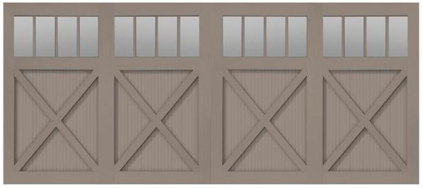 Overlay Garage Door Installation | Camas, WA