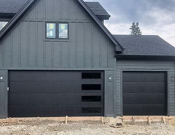 New Skyline Flush Garage Door Replacement | Portland, OR