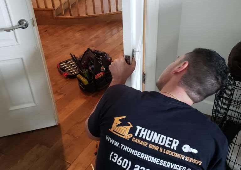 residential lock repair
