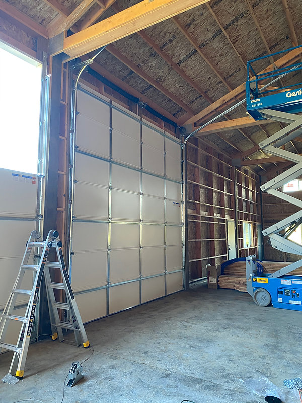 Commercial Insulated Garage Door Replacement | Camas, WA