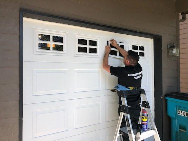 garage door replacement in battle ground Washington