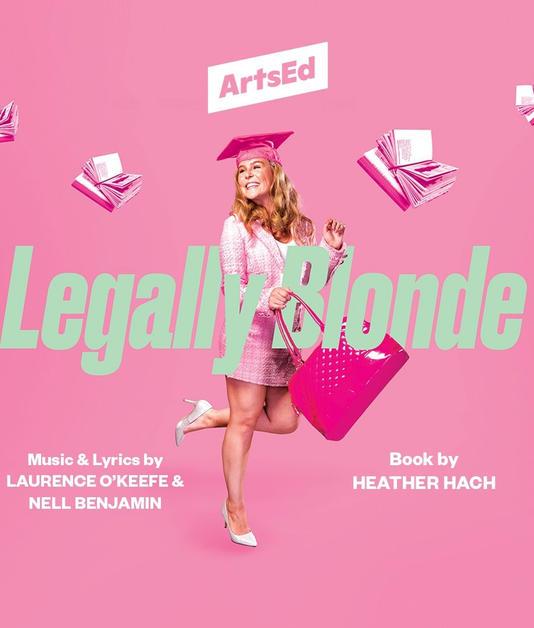 Leagally Blonde