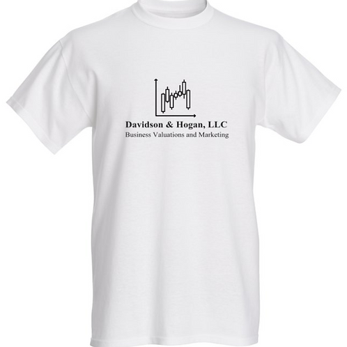 Mens Premium Davidson & Hogan, LLC T-Shirt