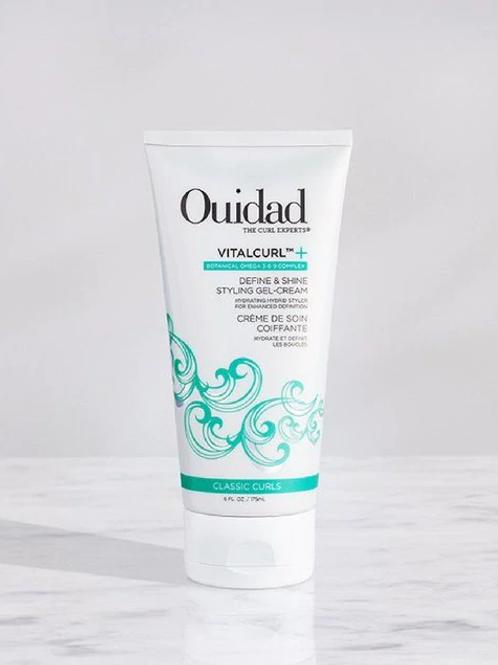 Vitalcurl + Define & Shine Styling Gel Cream 6oz