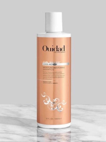 Curl Shaper Good as New Moisture Retsoring Shampoo