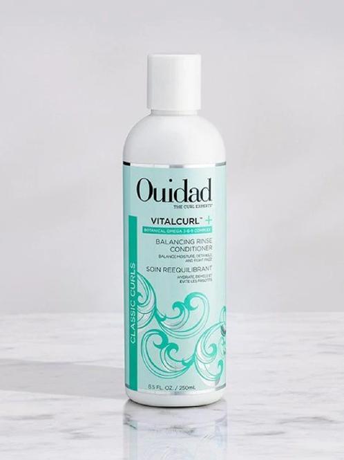 Vitalcurl + Balancing Rinse Conditioner 8oz