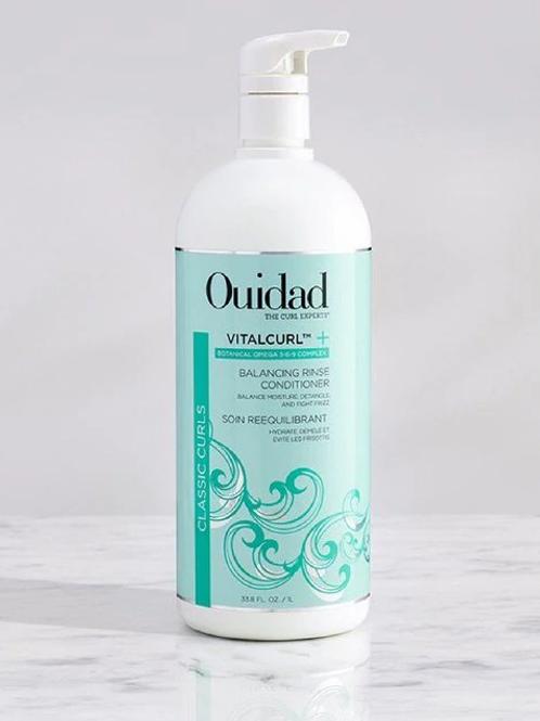 Vitalcurl + Balancing Rinse Conditioner 33oz