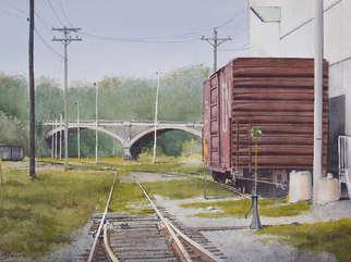 Halifax Rail Yard