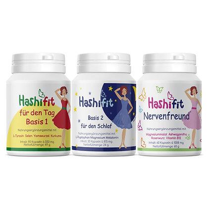 3er Bundle Hashifit Basis1 Basis2 Nervenfreund
