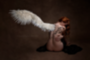 broken Angel Fine art Photograpy campbell river photographer therena