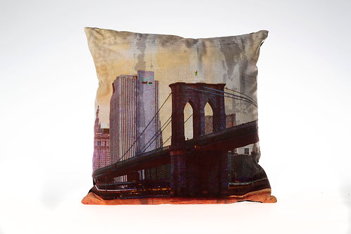 NYC - SAMMETSKUDDE