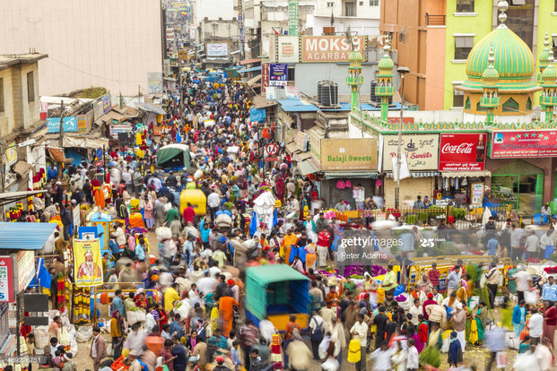 NEED FOR UTTAR PRADESH POPULATION CONTROL  BILL,2021 - Karan Teotia