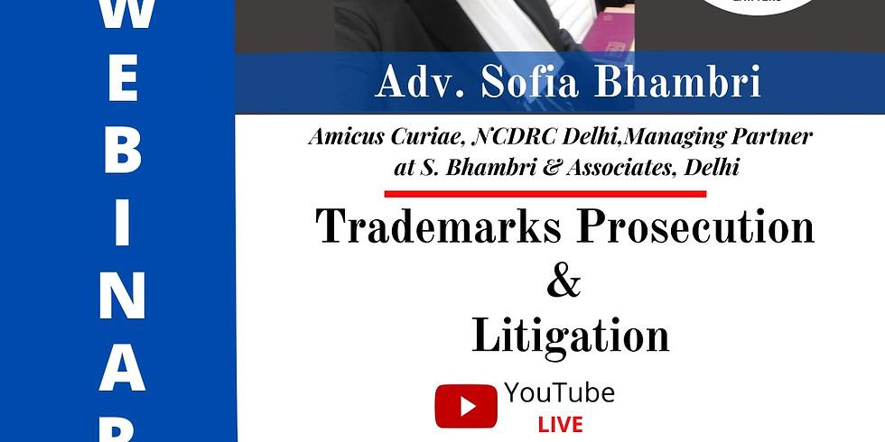Trademarks Prosecution & Litigation