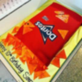 When you love Doritos you have a birthda