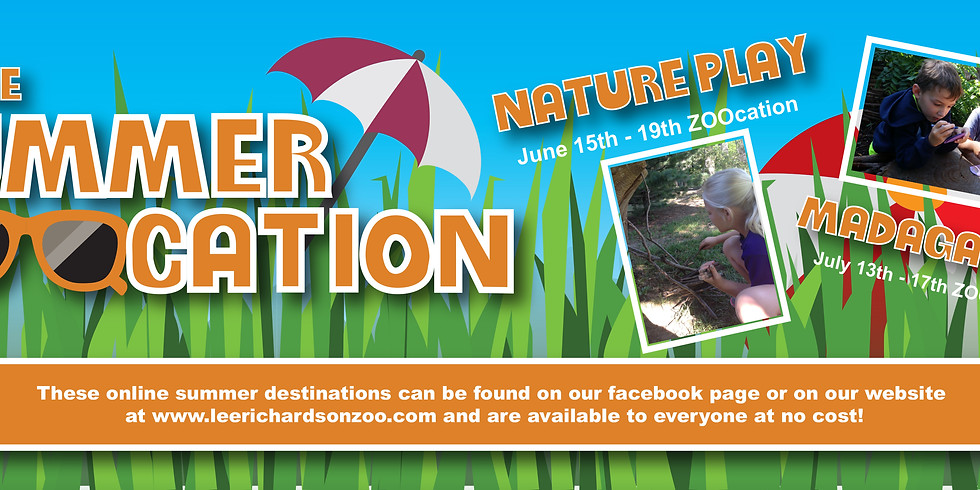 Nature Play ZOOcation