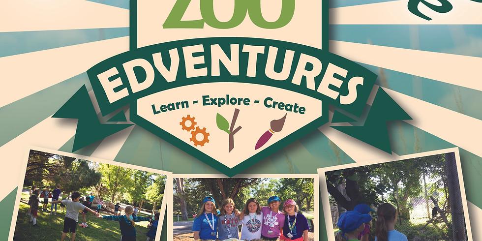 Spring Break Zoo Camp 2020