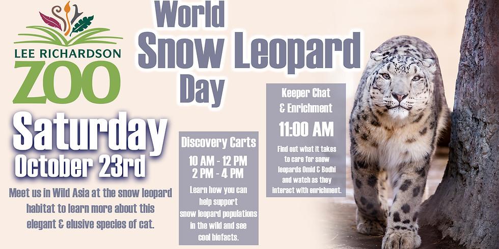 World Snow Leopard Day